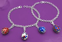 Faberge Egg Jewellery / Faberge egg jewellery collection in exclusive designs