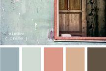 Colour palets :: Paletas de color