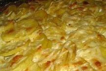 jedlá zo zemiakov