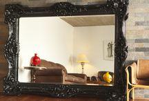 Gran Paris Negro / Color: Negro Medidas: 228 x 168 x 13,5 cms Acabado: Pintura UV negro brillante Marco: Resina, MDF Espejo: Grosor 5mm, bisel 25 mm Peso: 60 kg http://bit.ly/1PcX7si