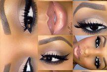 Make up inspiration  / Make up looks