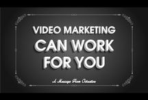 Videos & Marketing / Videos sell -- Check out these facts:  - A #video on your site can increase the chance of a front-page Google result as much as fifty-three times.  - Watching a company reel, interviews, explainer #videos, or product and service demos gives more information, faster. - Users who view #videos are 64% to 85% more likely to buy or take action on your site. http://goo.gl/Iau5nR