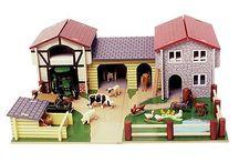 Action Figures - Farm