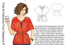 Sewing Patterns / by Portia Lawrie