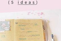 Agendas, como crearlas
