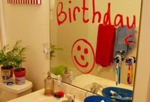 birthdays / by Colleen Condon Touranjoe