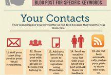 Blogging && Social Media / by Victoria DeNigris