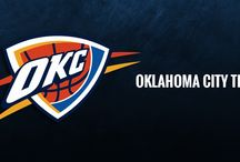 Oklahoma City Thunder / Shop our selection of Oklahoma City Thunder merchandise and collectibles. Includes t-shirts, posters, glassware, & home decor.