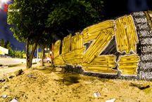 Street Art - Graffiti