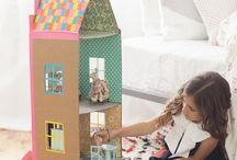 Puppenhaus für Marie