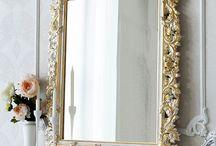 Зеркала / Зеркала в интерьере. Зеркала для ванной комнаты. Напольные зеркала. Овальные и круглые зеркала. Винтажные зеркала для интерьера