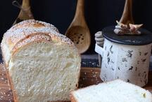 Bread / by Lucy Byrd