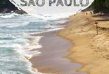 Praias Brasileiras / Dicas de viagem pelas praias do Brasil.