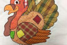 turkey block