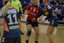 2014.11.29 - Łączpol vs Korona Handball / AZS Łączpol AWFiS - Stowarzyszenie Korona Handball 34:29 [17:16]