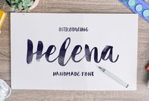 love this fonts