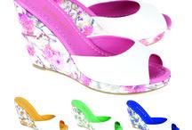 Wedge It Up / #wedge #heel #summer #shoes