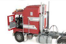 Cool LEGO vehicles