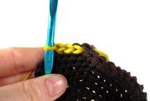 Crochet Stitches/Hooks/Misc / by Linda Abbey McCabe