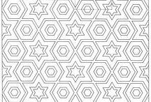 mozaiek kleuren