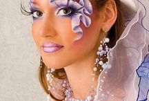 Costumers dream (makeup)