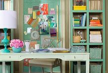 Workspaces and Home Office / by Lisa Milam