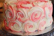 cakes / I love baking and I'm really trying to put myself out of my comfort zone and trying to re-create these cakes