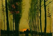 Van Gough paintings