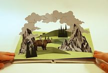 New Pop-up books