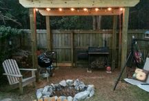 Pro Smoke BBQ - HQ Ideas / Ideas and designs for my outside bbq area