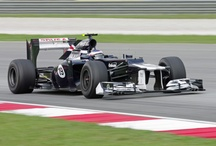 Williams f1 my team / by Ashlee stephenson