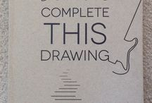 Dashtangles' Complete This Drawing / My version of Complete This Drawing using tangles