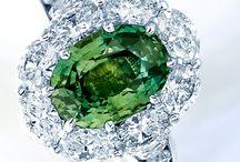 Sapphire, Green