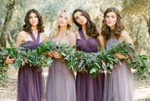 Bridesmaids / All of the info about the ladies bridal party! / by Kristine Dunn