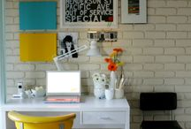 Office Space / by Tiffany De La Paz