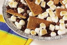 Desserts/sweet stuff