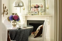 Dining rooms design ideas / Give your dining room a touch of style - even if it is used as a home office half the time!
