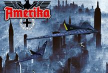 """Amerika"" Board Game / Items related to Historical Board Gaming first boxed game called ""Amerika"" http://www.historicalboardgaming.com/HBG-Amerika-Boxed-Game-Pre-Order_p_1353.html"
