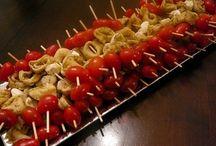 AK food on a stick