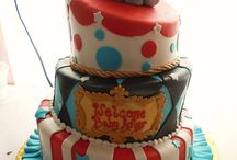 Circus Themed Baby Shower Ideas / Inspiration for planning a circus themed baby shower