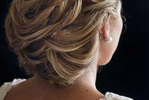 Weddings-Hair / Peinados de novia- Weddings-Hair