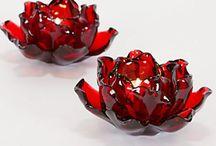blomster af plastikskeer