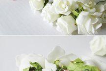 Couronne de fleurs à faire soi-même