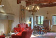 Villa Campestri interior