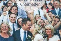 Hochzeit Unterhaltung Gäste