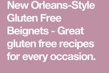 Gluten free Beignets