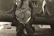 WWII USAAF pilots / USAAF