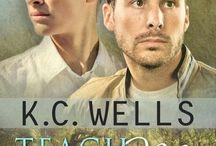 K.C. Wells, Teach Me / Gay Romance - Sweet, Contemporary