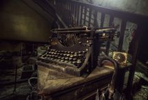 Abandoned Places  / by PennyMichelle Taylor