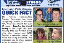 2016 October Awareness Facts / Facts about Niemann-Pick Disease